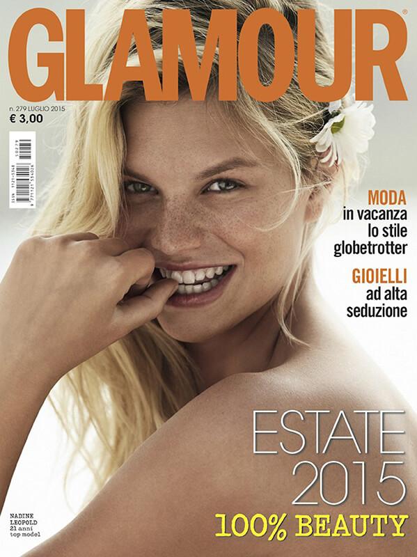 Cover-Alvaro-Beamud-Cortes-Glamour-Italia-Nadine-Leopold